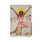 Sisterhood -- Cosmic Yoga Magnet (10 Pack) Magnets