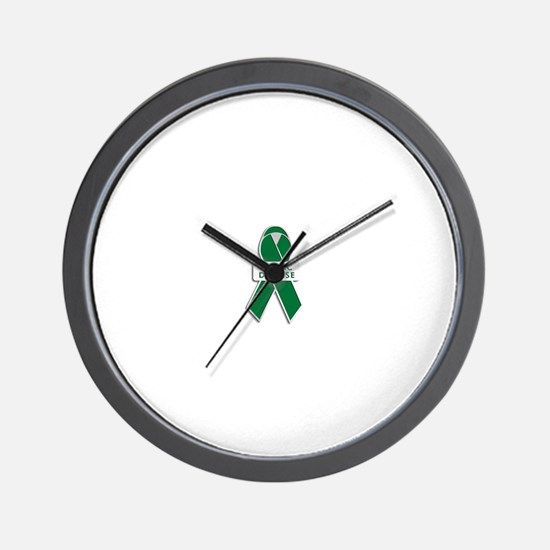 Celiac Disease Awareness Wall Clock