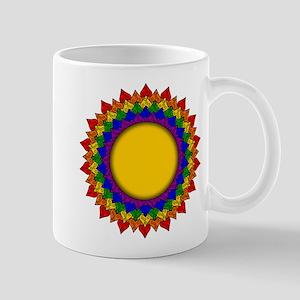 Crown Chakra Mandala Mug