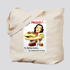 Am I Proud! Tote Bag
