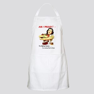 Am I Proud! BBQ Apron