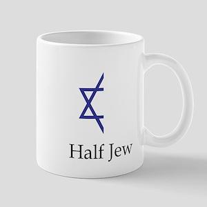 Half Jew Mug