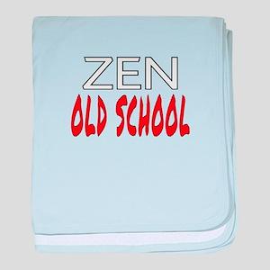 ZEN OLD SCHOOL baby blanket