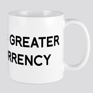 Legacy is greater than curren Mug