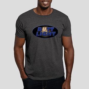 Butt Light Dark T-Shirt