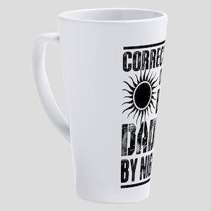 Correctional Officer 17 oz Latte Mug