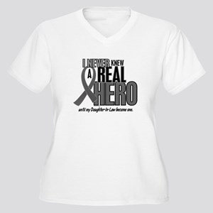 Never Knew A Hero 2 Grey (Daughter-In-Law) Women's