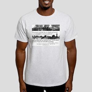 Hills of Hope  Ash Grey T-Shirt