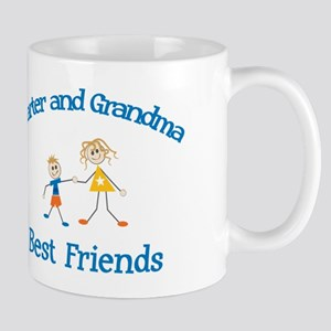Carter & Grandma - Best Frien Mug