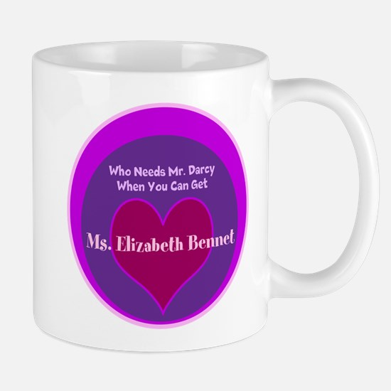 Get Elizabeth Bennet Mugs