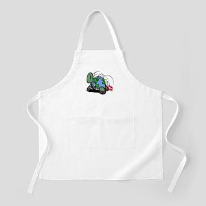 Evolve Earth Turtle BBQ Apron