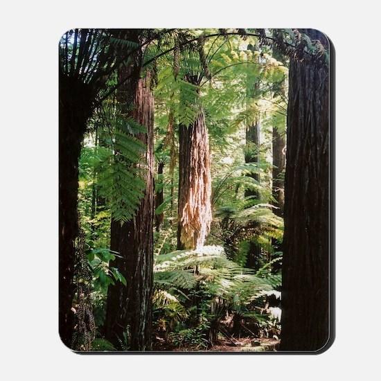Redwoods Mousepad