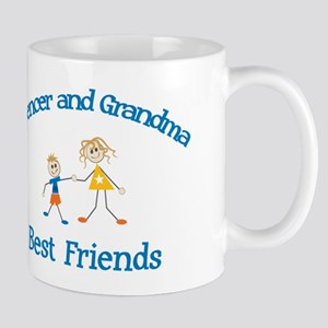 Spencer & Grandma - Best Frie Mug