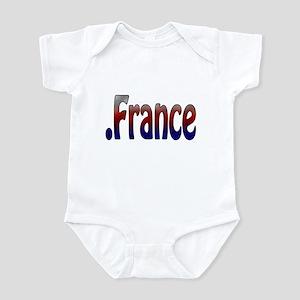 .France Infant Bodysuit