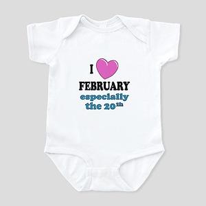 PH 2/20 Infant Bodysuit