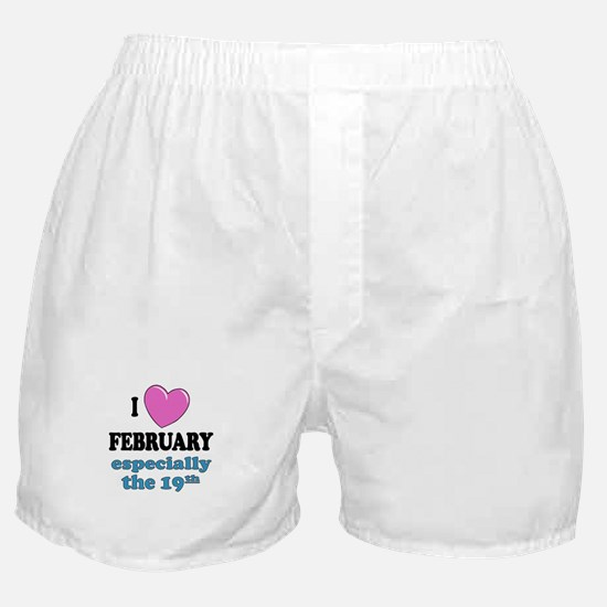 PH 2/19 Boxer Shorts