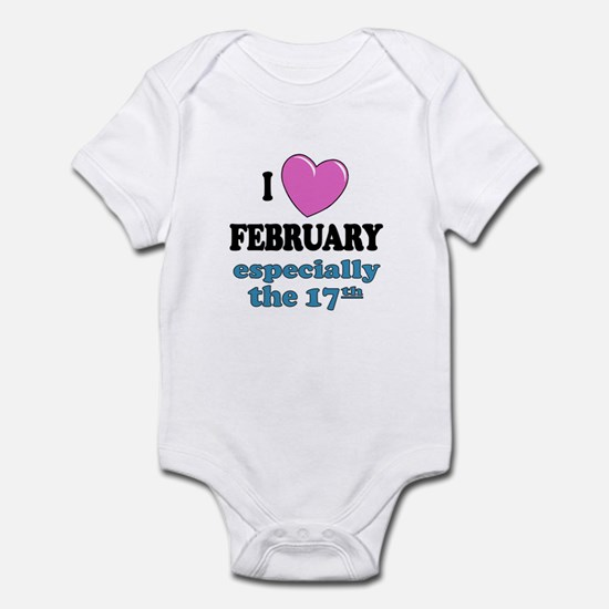 PH 2/17 Infant Bodysuit
