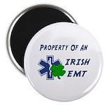 Irish EMT Property Magnet