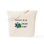 Irish EMT Property Tote Bag