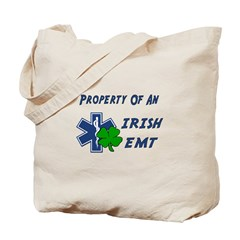 Irish EMT Property Tote Bag