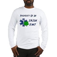 Irish Emt Property Long Sleeve T-Shirt