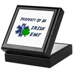Irish EMT Property Keepsake Box