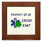 Irish EMT Property Framed Tile
