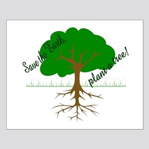 Plant a tree Small Poster