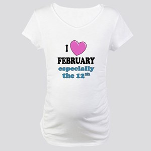 PH 2/12 Maternity T-Shirt