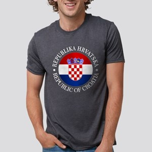 Croatia (rd) T-Shirt