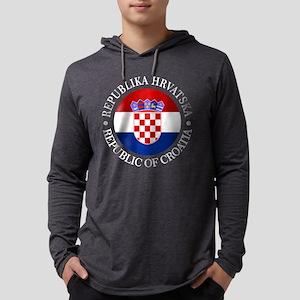 Croatia (rd) Long Sleeve T-Shirt