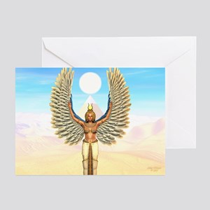 Isis Greeting Cards (Pk of 10 Blank Inside)