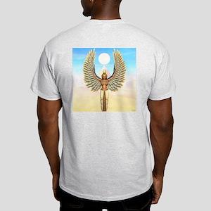 Isis Ash Grey T-Shirt