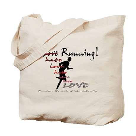 love/hate relationship Tote Bag