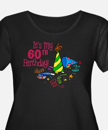 It's My 60th Birthday (Party Hats) T