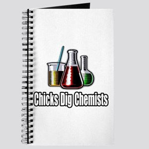 """Chicks Dig Chemists"" Journal"