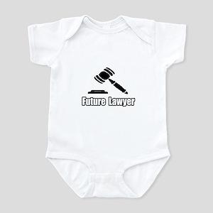 """""""Future Lawyer"""" Infant Bodysuit"""