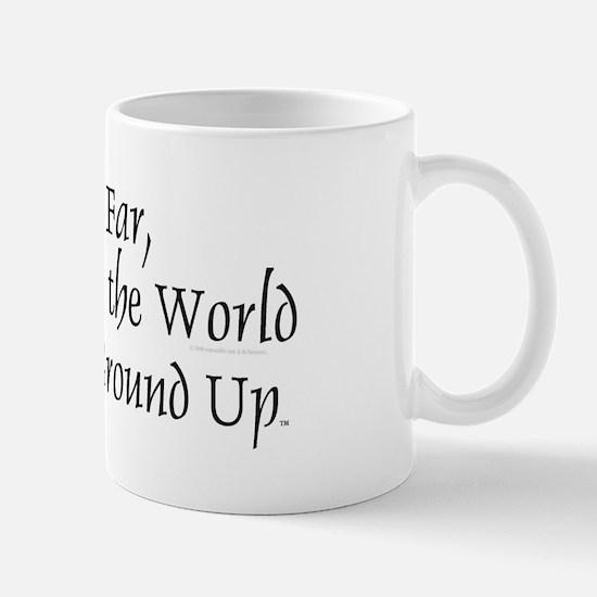 TOP Run Far Mug