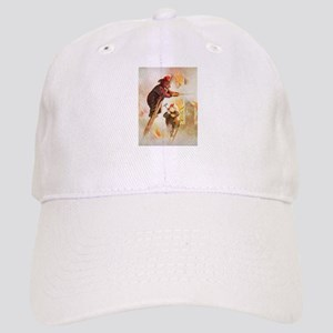 ROOSEVELT BEAR FIREFIGHTER HEROS Cap