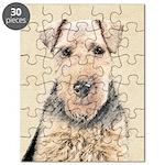 Welsh Terrier Puzzle