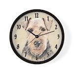 Welsh Terrier Wall Clock