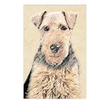 Welsh Terrier Postcards (Package of 8)