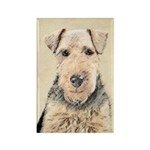 Welsh Terrier Rectangle Magnet
