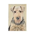 Welsh Terrier Rectangle Magnet (100 pack)