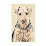 Welsh Terrier Sticker (Rectangle)