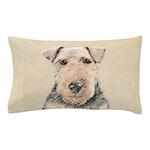 Welsh Terrier Pillow Case