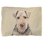 Welsh Terrier Pillow Sham