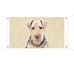 Welsh Terrier Banner