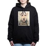 Welsh Terrier Women's Hooded Sweatshirt
