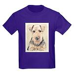 Welsh Terrier Kids Dark T-Shirt